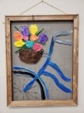 Screen - Bike with Flower basket