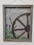 Screen - Wagonwheel Welcome