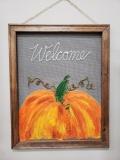 Screen - Pumpkin Welcome