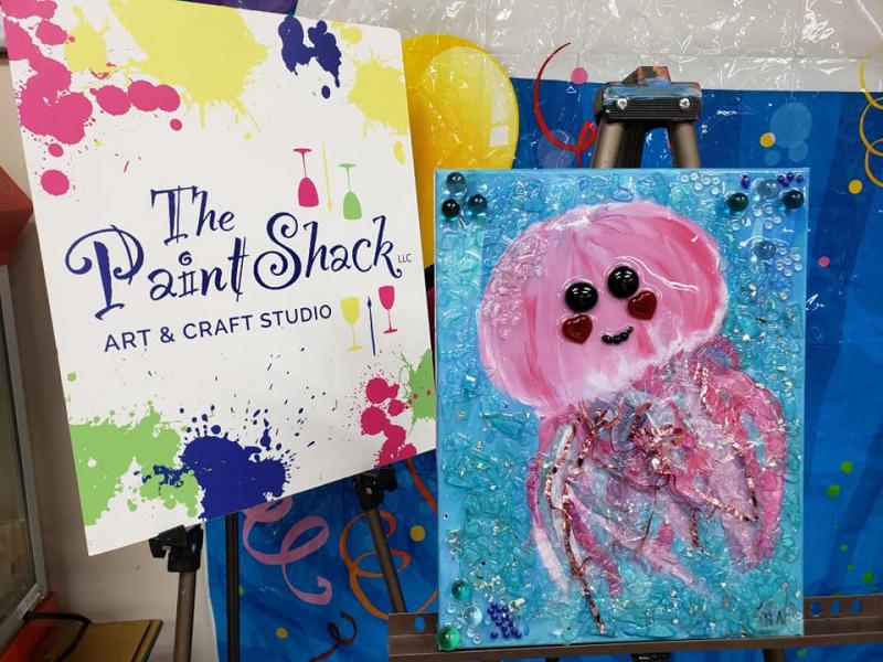 Xcelent Guest Creation - Pink Jellyfish
