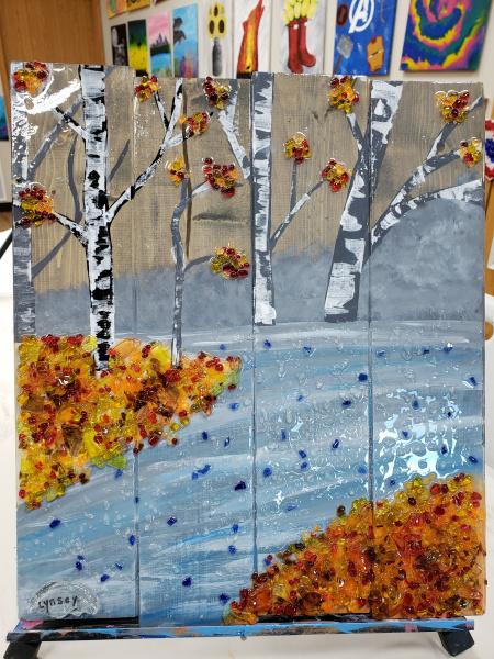 Xcelent Guest Creation - Mystic Fall Trees