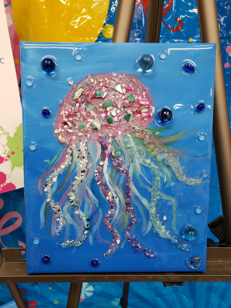 Xcelent Guest Creation - Jellyfish