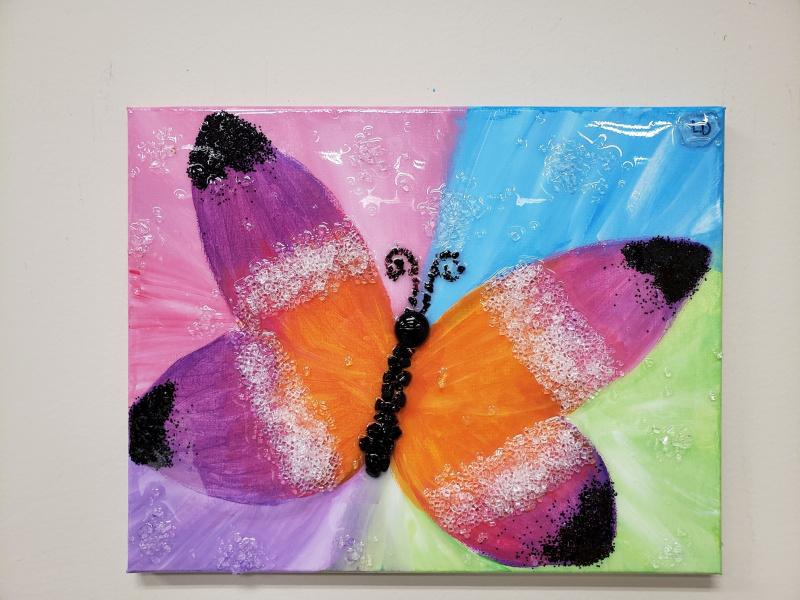 Xcelent Guest Creation - Butterfly