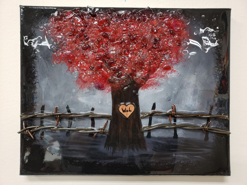 Xcelent Guest Creation - Tree of Life with heart