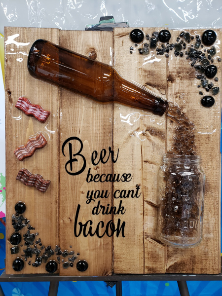 Xcelent Guest Creation -Bbeer because you can't drink bacon