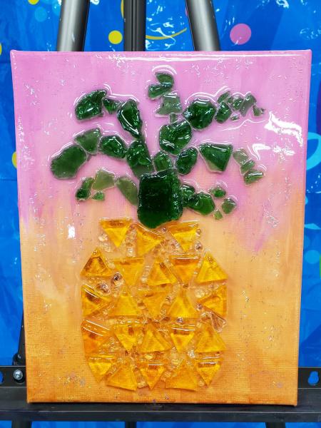 Xcelent Guest Creation - pineapple