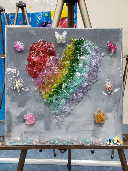 Xcelent Guest Creation -heart