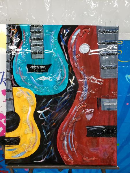 Xcelent Guest Creation - guitars