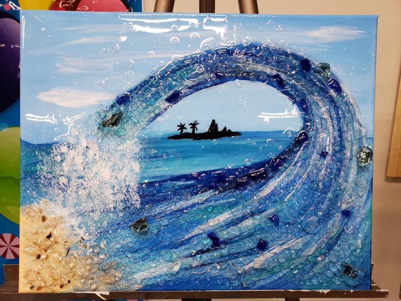 Xcelent Guest Creation - wave
