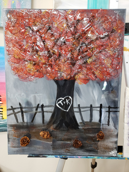 Xcelent Guest Creation -  Tree