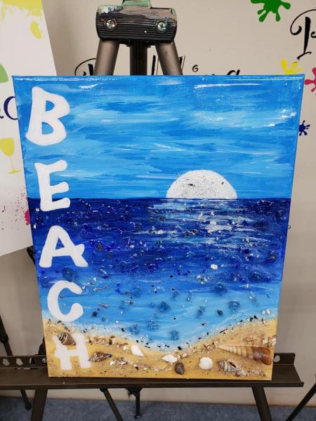 Xcelent Guest Creation - beach sparkle