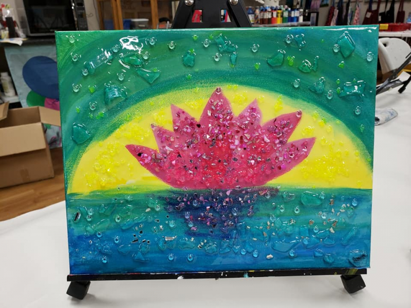 Xcelent Guest Creation - waterlilly