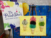 Xcelent Guest Creation - Ice Cream Cones