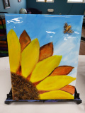 Xcelent Guest Creation - Sunflower and bee
