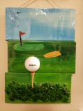 Golf and Glass