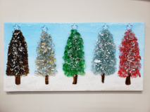 Xcelent Guest Creation - Holiday trees
