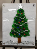 Xcelent Guest Creation - Holiday Christmas tree