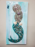 Xcelent Guest Creation -Mermaid back