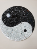Xcelent Guest Creation - Ying and yang on a record