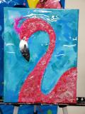 Xcelent Guest Creation - flamingo