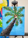 Xcelent Guest Creation -palm tree