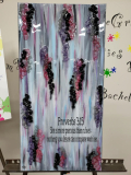 Xcelent Guest Creation - Abstract with bible verse