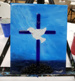Xcelent Guest Creation - Dove and Cross