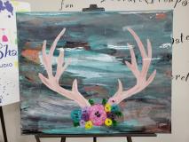 Xcelent Guest Creation -Deer antlers