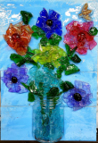 Xcelent Guest Creation - flowers in a vase