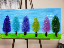 Xcelent Guest Creation -Trees of all colors