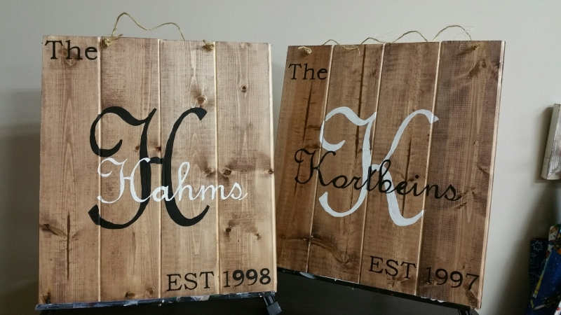 Name Boards -Script MT font (14x16)