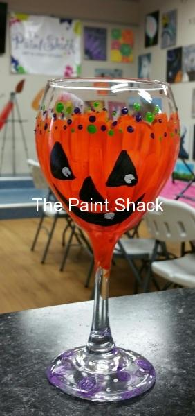 Glass Perfect Pumpkin