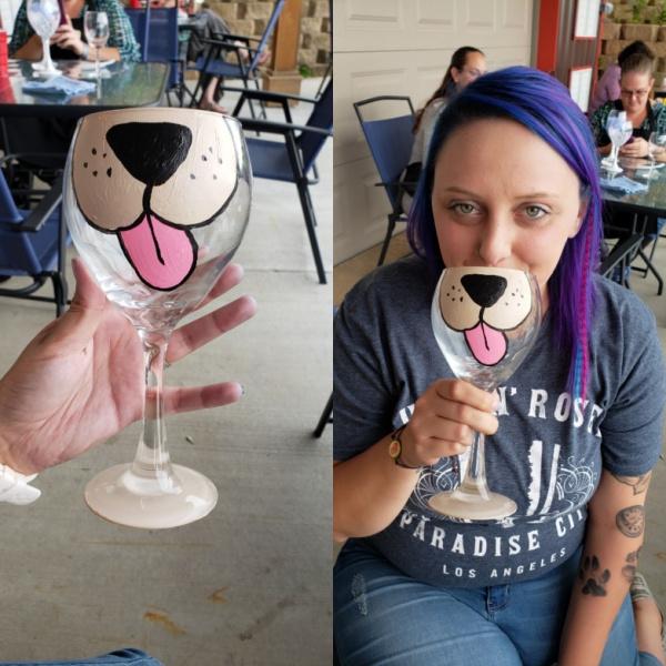 Glass - Puppy