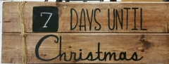 Wood Days until Christmas (7x19)
