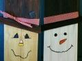 Reversible - Scarecrow/Snowman