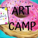 Art Camp - Sweet Treats Afternoon