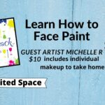 $10 Learn How to Face Paint